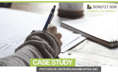 KOSTENLOSE CASE STUDY